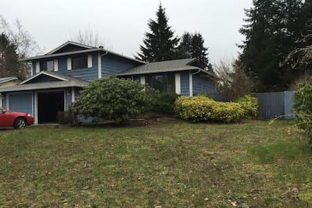 Newly renovated home in Lacey, WA - Lacey - Casa