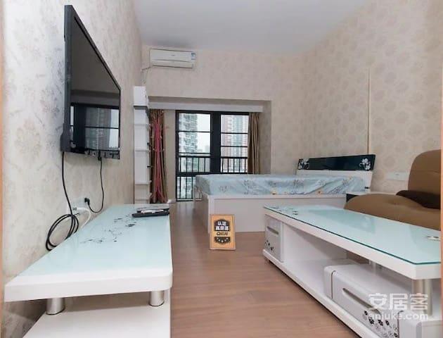 嘉洲富苑酒店式管理高端公寓