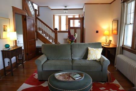 Historic Home / Upscale Crocus Hill - St Paul - Haus