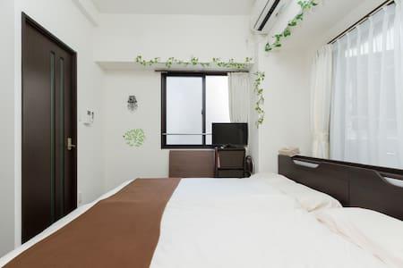 Central Osaka. Stylish & New! Renewal open price! - Apartment