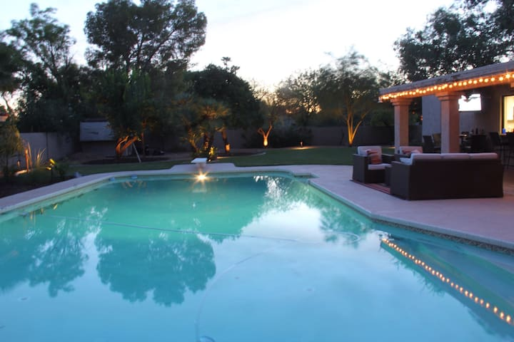 Ultimate Scottsdale Getaway - Phoenix - Rumah