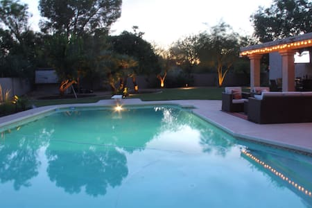 Ultimate Scottsdale Getaway - Phoenix