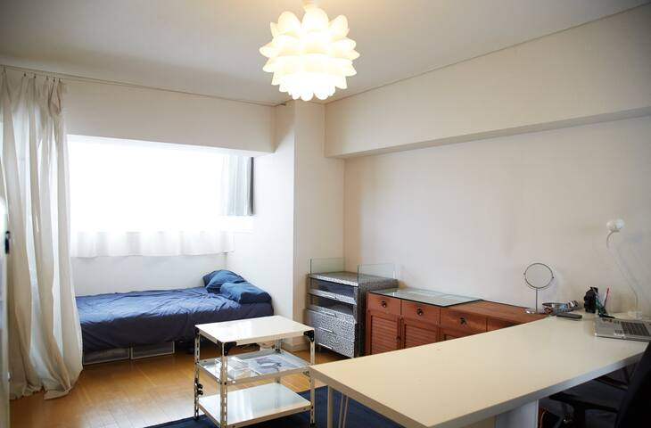 You can use  (Pocket wifi) anytime - Shibuya-ku - Apartment