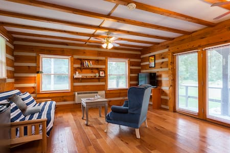Mt Juliet: 1BR Happy Hollow Cabin - Nashville