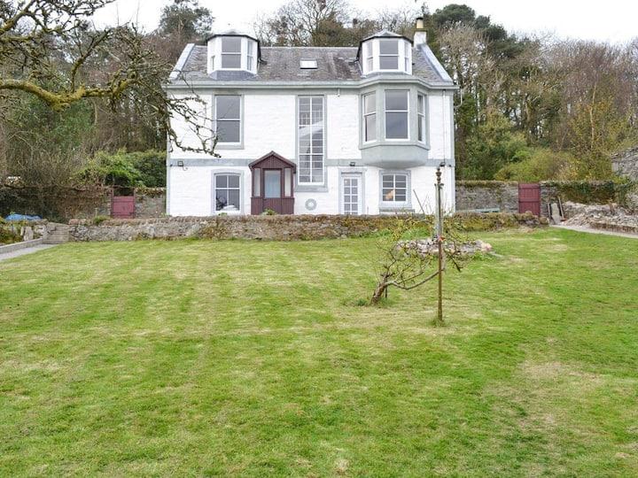 Fircliff, the House on Bute, coastal, sea views