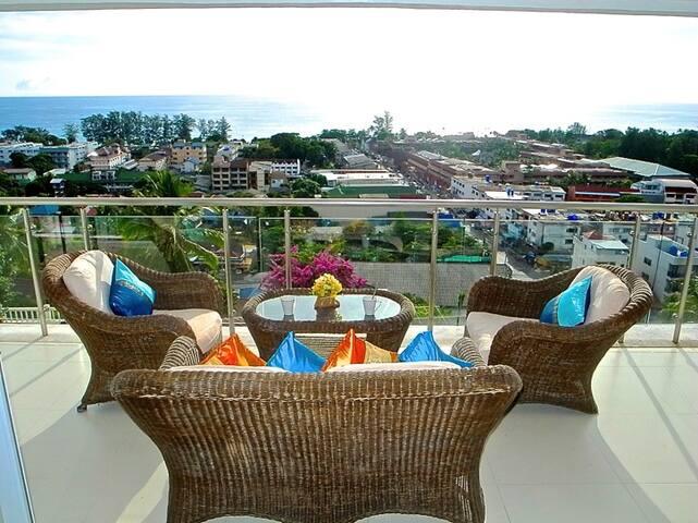 Amazing 2 Bedrooms Sea Views Karon