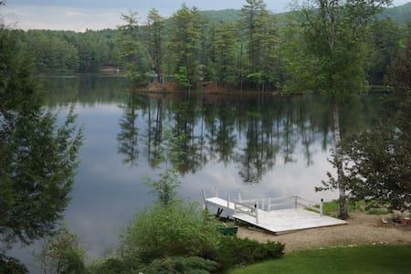 House in the Adirondacks - Lake Luzerne