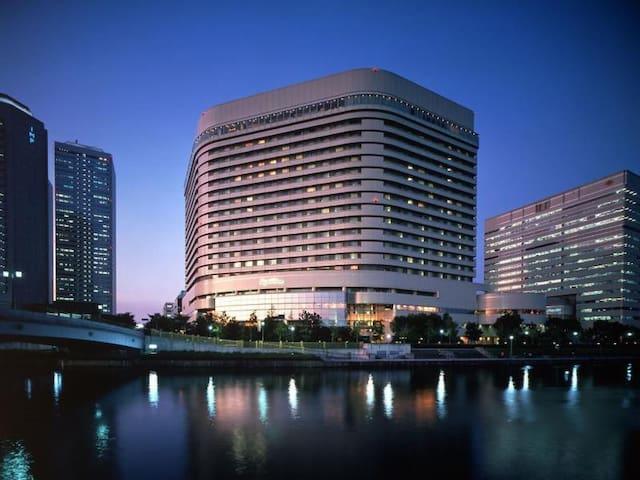 Hotel New Otani Osaka(大阪新大谷酒店) - Osaka - Bed & Breakfast