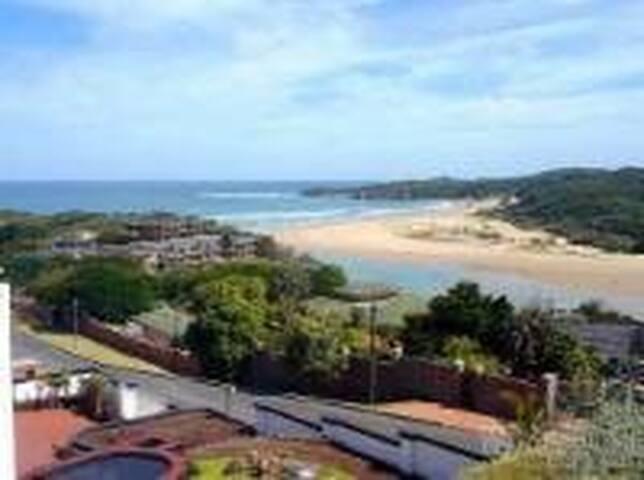 Beach View In Blue Bend