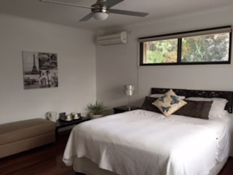 Spacious double room