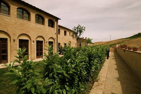 Charming country property in Siena - # 2 - Monteroni D'arbia