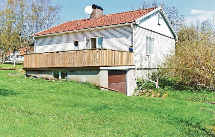 Holiday cottage with 1 bedroom on 75m² in Lenhovda