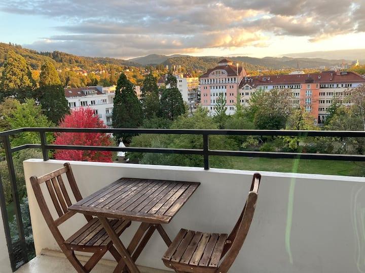 Gemütliches Appartement in Freiburg