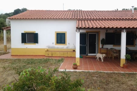 Casa de campo-Alentejo (barragem) - Casa