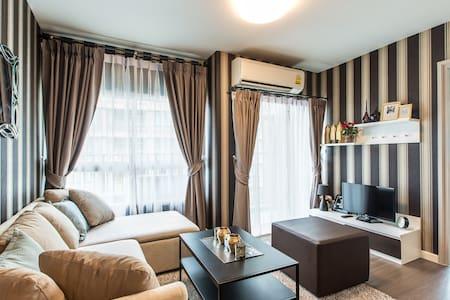 2-Bed Hi-Class Apartment with a Car