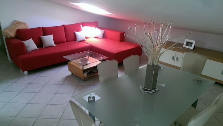 Apartment with parking Opatija