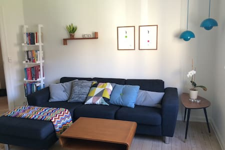 Good located apartment in Nordvest - Copenhague