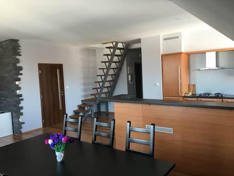 Spacious apartment in town centre Nove Zamky