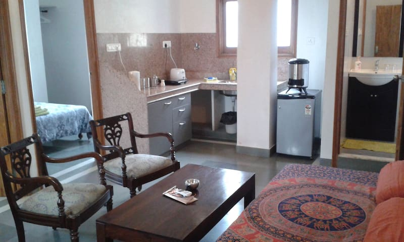 3rd Floor Deluxe Haveli Apartment - Udaipur - Apartament
