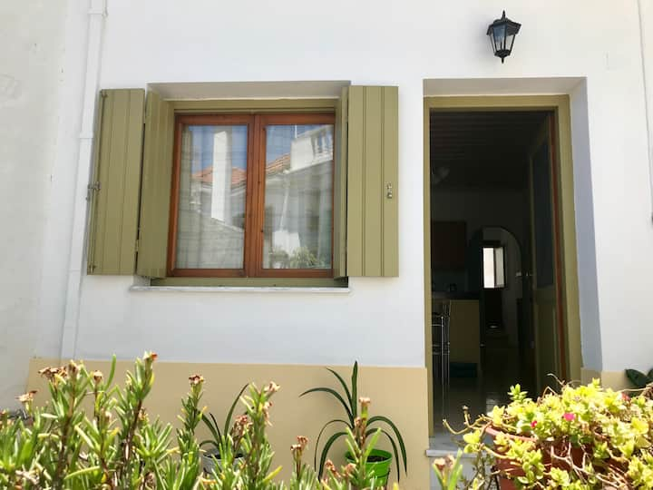 Σπίτι  στον παραδοσιακό οικισμό της Σκοπέλου
