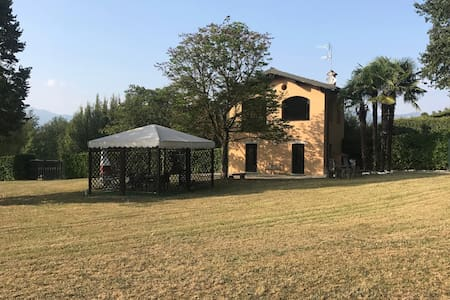 Il Casottino: b&b in an amazing natural landscape