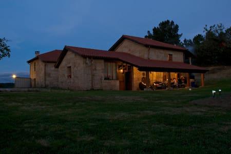 Casa de campo de lujo con piscina. - Fuentefría de Amoeiro - Villa