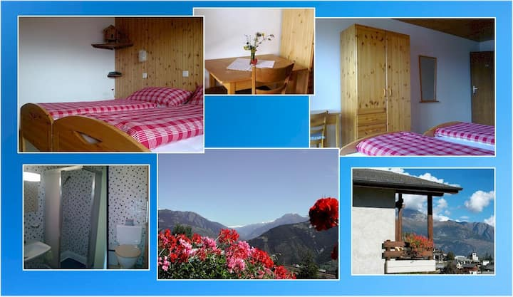 Panorama Rooms 3 Bed *** free Parking