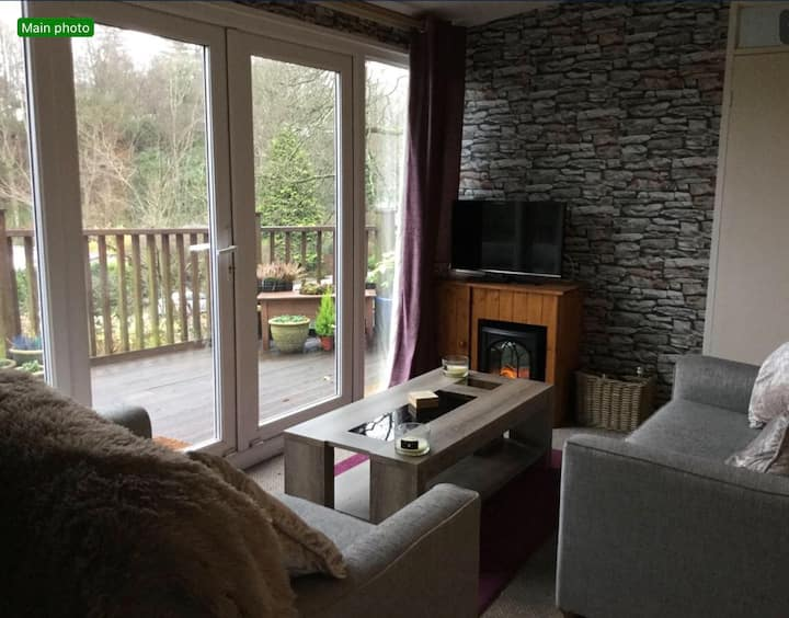 Stunning 2 Bed Cabin - Snowdonia National Park