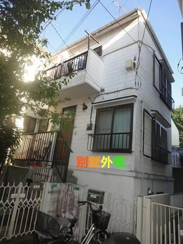 h user zur miete in arakawa tokio japan. Black Bedroom Furniture Sets. Home Design Ideas