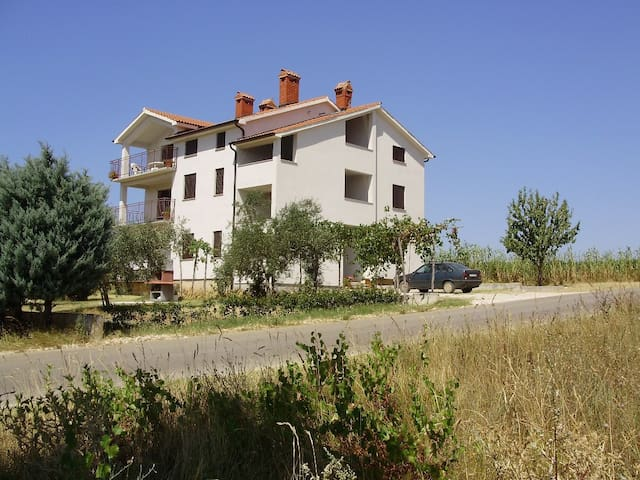 Appartamenti privati istria - Savudrija - Lägenhet