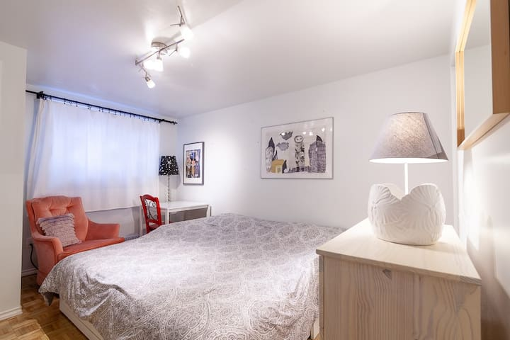 Stylish & clean apartment in Verdun neighborhood
