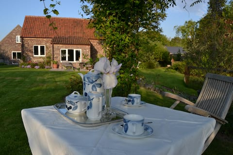 cottage - farmhouse - Bloemenhoeve