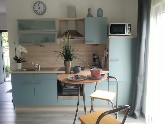 Top modernes 1 Zimmer Apartment - Eppstein - Pis