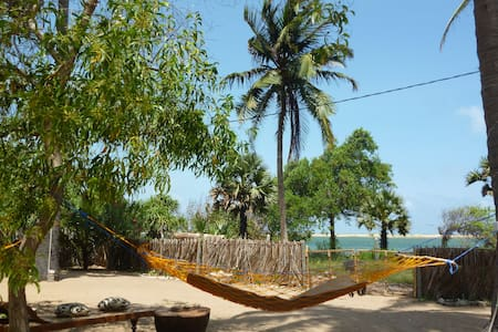WONDERFUL Bungalow BEACHFRONT @ Kite House Cafe - Kalpitiya - Bungalow