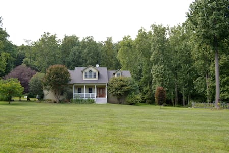 Wine Country Cottage - Lovettsville - Pis