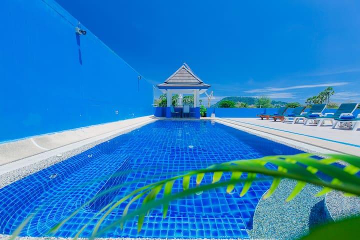 A superior twin White Sand Resort - ป่าตอง