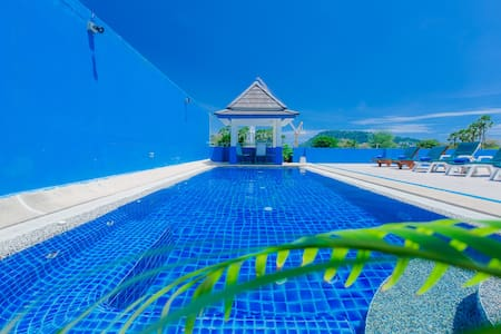 ☼ A superior twin White Sand Resort - Patong - Boutique hotel