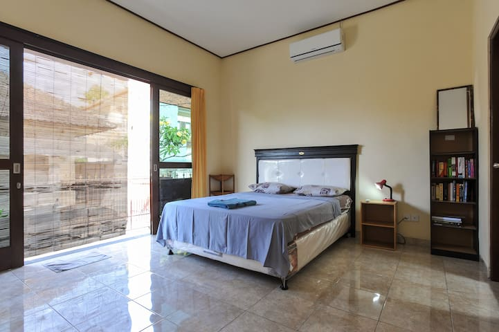 Clean, Simple Studio - Sanur - Wohnung