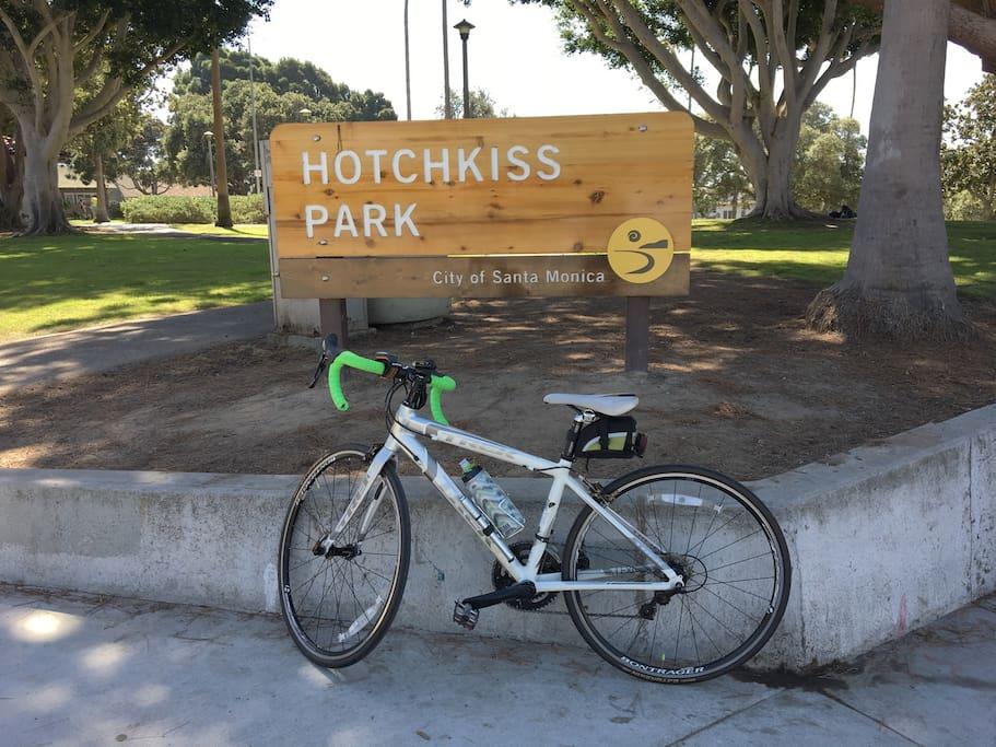Photo of Hotchkiss Park