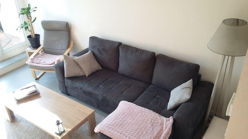 Appartement avec terrasse POITIERS - POITIERS - Apartamento