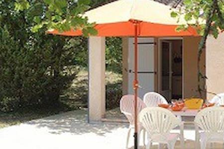 Villa 4 personnes climatisée - Ruoms - Dům