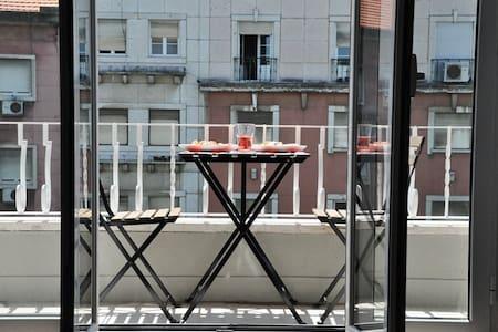 Lisbon Forever Hostel 4 beds dorm