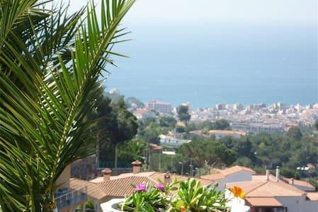 Habitacion 2 camas indv. vistas mar - Lloret de Mar - Bed & Breakfast