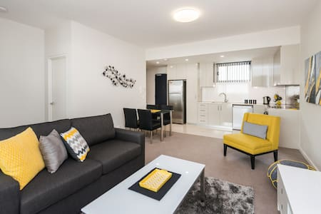 Stunning New Inner City Apartment - West Perth