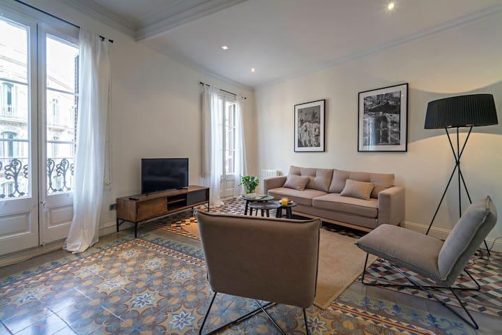 2 bedroom apartment in Enric Granados