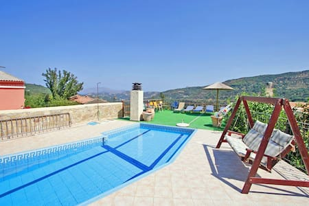 Topolia Villa with 3 bedrooms - Topolia