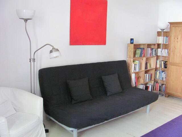 Berlin style flat in Schoeneberg - Berlin - Apartament