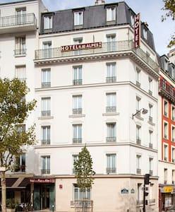 Chambre d'hôtel privative - Paris