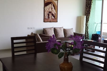 Serviced apartment Oberoi Splendor - Bombai - Pis