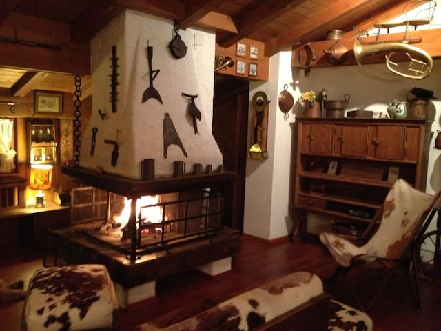 Chalet Cortina d'Ampezzo - Pocol - Cottage